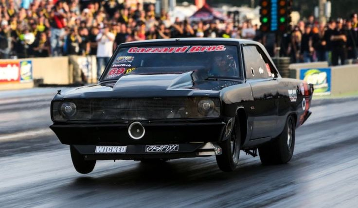 Motor'n | Holley EFI-Equipped Drivers Star At Epic Lights Out 8 Event at Valdosta