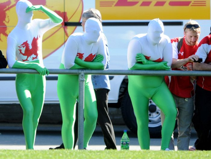 Welsh Rugby Union : Wales : Newsroom : Wales Team : Boks hold no fear for Wales