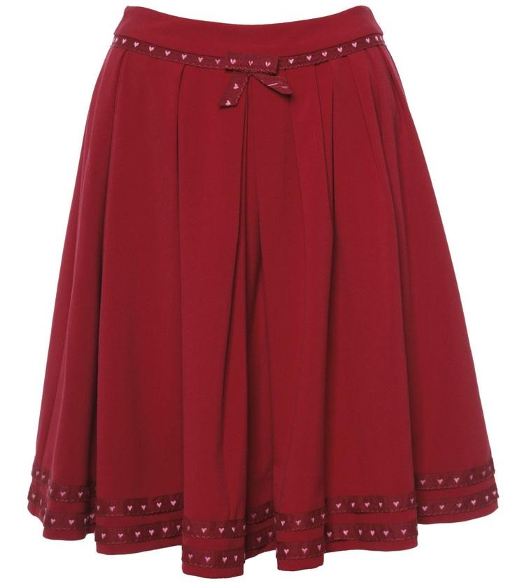 Alannah Hill - I Won A Prize Skirt
