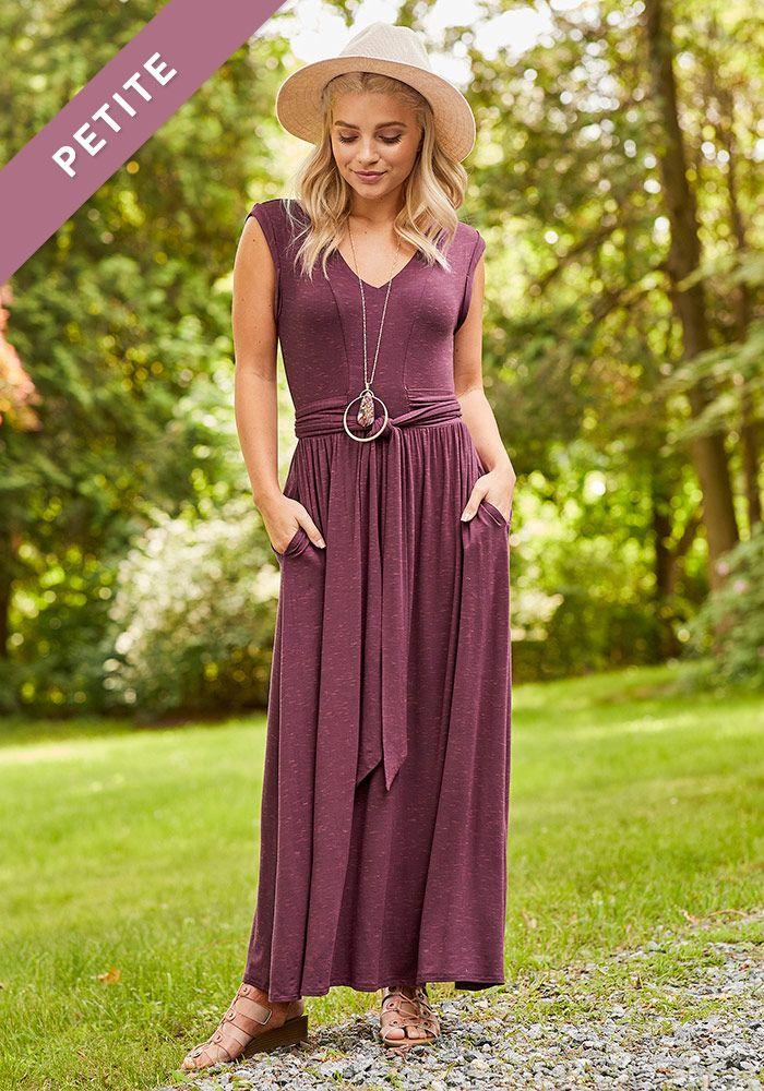 e749615f111 Chasing Waterfalls Dress Petite - Matilda Jane Clothing