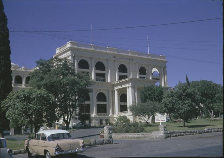 231226PD: St John of God Hospital, Subiaco, ca. 1965 https://encore.slwa.wa.gov.au/iii/encore/record/C__Rb3030809