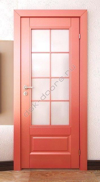 Покраска филенчатых и межкомнатных дверей в любой цвет по каталогу Рал