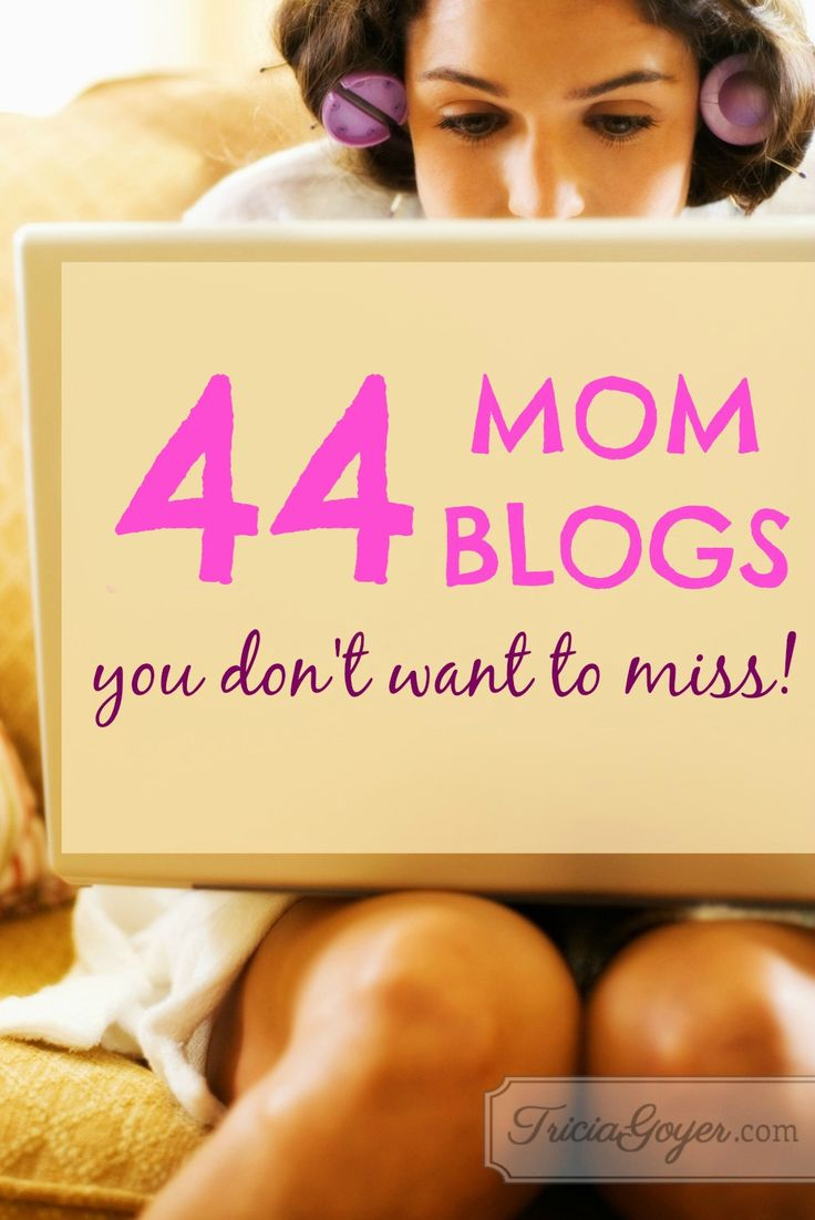 Tricia Goyer shares a list of her favorite mom blogs on her blog. Visit a few and enter for the chance to win books!