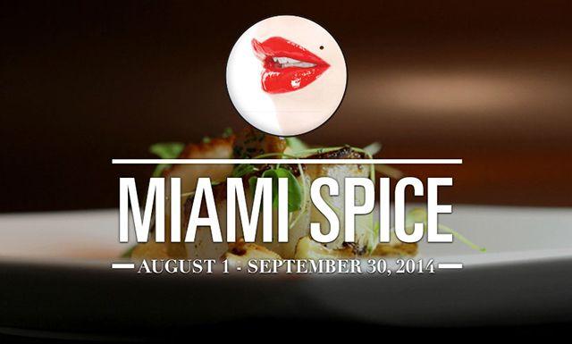Miami Spice   Greater Miami & Beaches