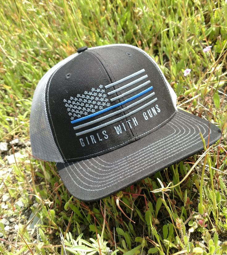 Girls With Guns is proud to Back the Blue, and a portion of the proceeds from all Thin Blue Line Products sold are donated to law enforcement organizations.