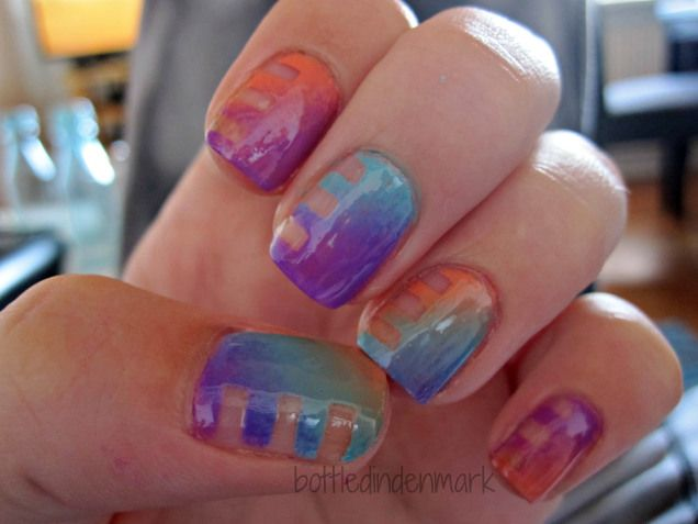 #31DC2015 #day31 Honor nails you love
