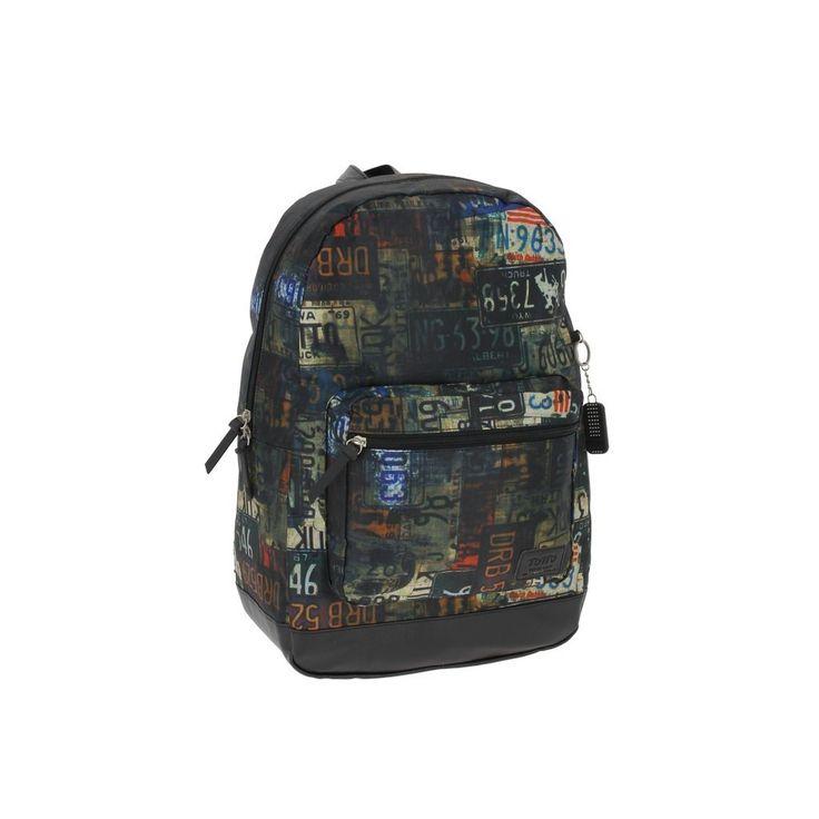 Mochila modelo 4ty de la coleccion tocax, una mochila escolar de gran calidad, Tottto es uno de los mejores fabricantes de mochilas del mercado