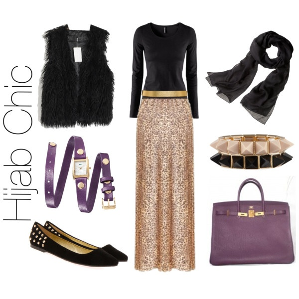 """Untitled #235"" by fashion4arab on Polyvore"