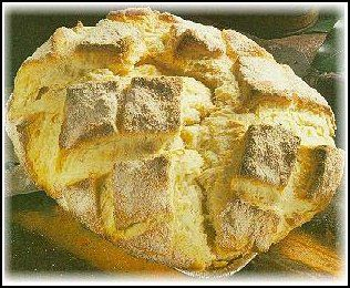 Australian Recipes - Damper. - No camping trip compete without it. Often made in a camp oven these days or wrapped in foil and placed in the coals.