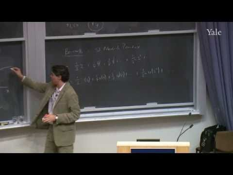 22. Risk Aversion and the Capital Asset Pricing Theorem  http://www.youtube.com/watch?v=aGQsjueE07Y#