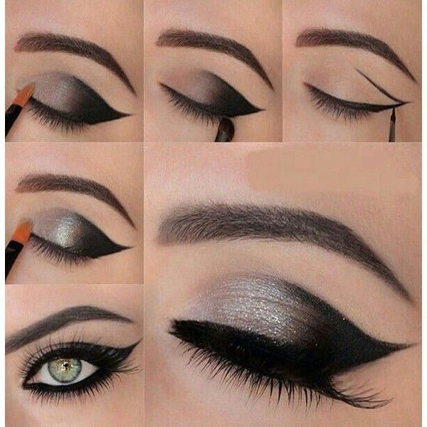 Are you a smoky eye makeup addict? Do you want to get an eye-catching party look? Do you like have fun at night with your friends? If Yes, this is the perfect look for you!
