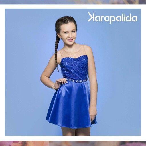 Tecidos nobres, transparência e bordados para arrematar o look do pré-feriado!  #karapalida #tudoazul #dresscute #verão2017 #puroluxo