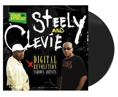 Digital Revolution - Reggae Anthology - Steely & Clevie (LP)