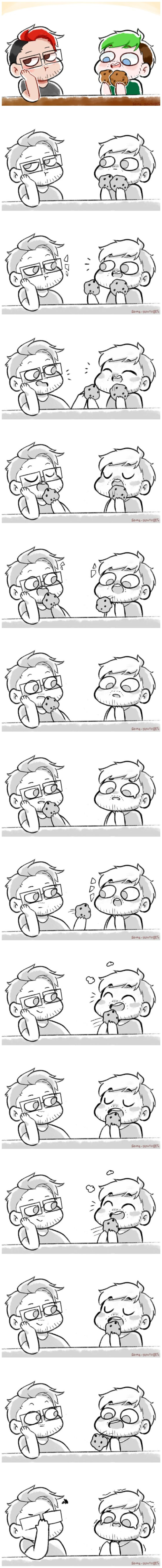 Oh Jack XD /Markiplier/Jacksepticeye credit to who made this (i didnt make this)