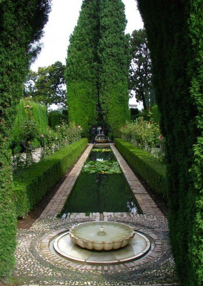 Alhambra, Granada, Spain- one of the most incredible places I have ever been