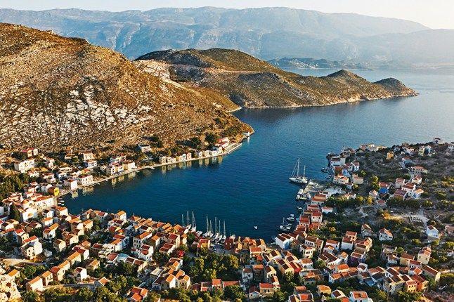 Kastellorizo Island, Dodecanese, Greece,  Photo 1 of 12 (Condé Nast Traveller)