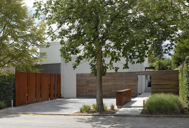 Filip Van Damme - Grote strakke tuinen