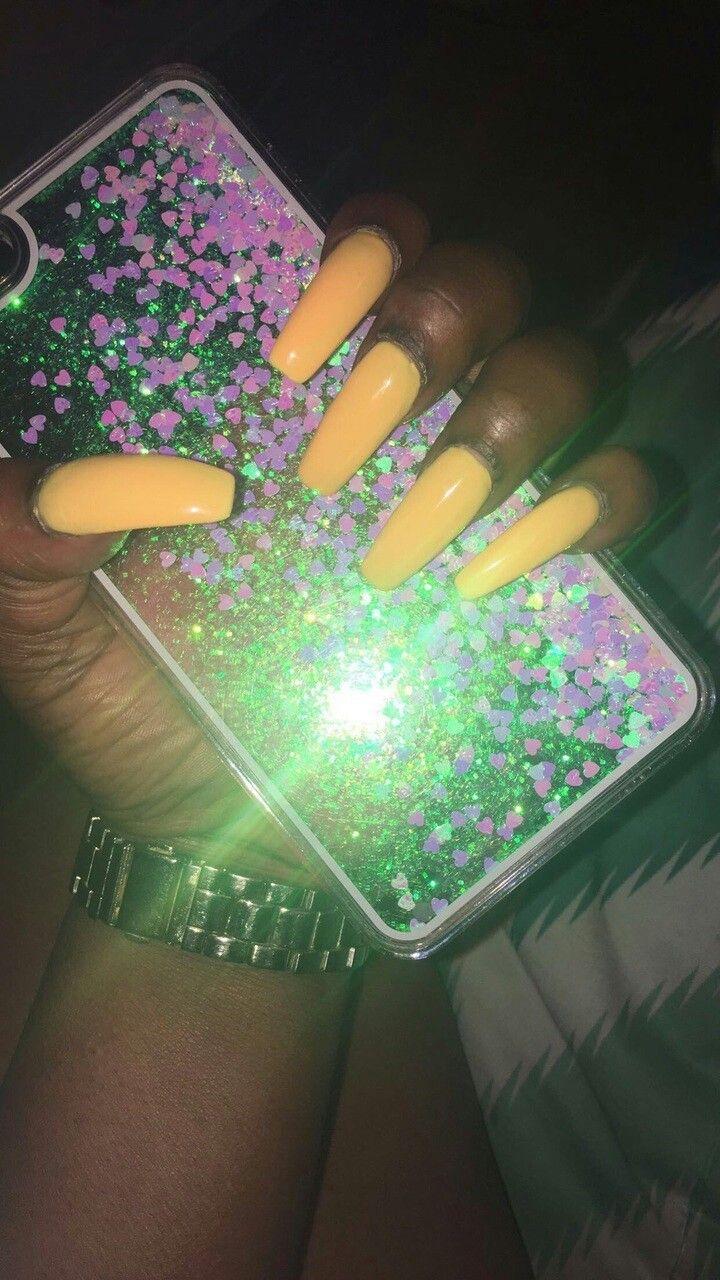 485 best Nails black women images on Pinterest   Belle nails ...