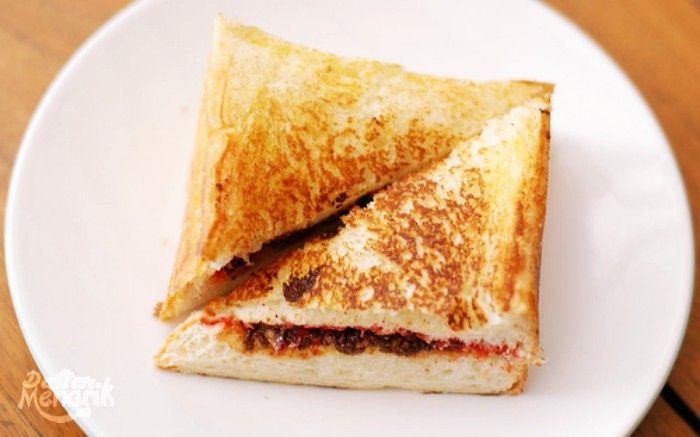 Resep Praktis Sarapan Pagi Roti Bakar