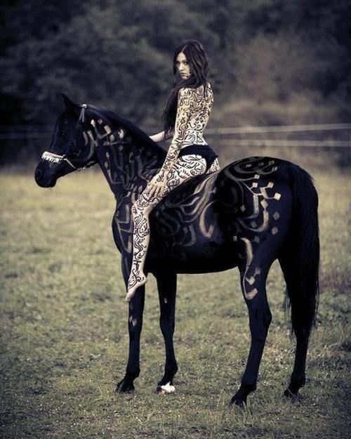 Horse #ART