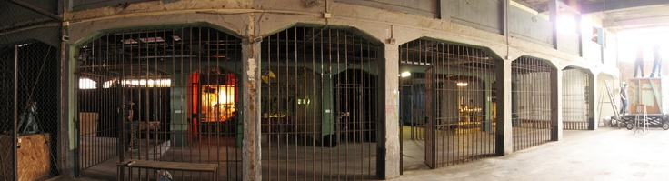 Centro Cultural Perrera Arte Interior - Chile