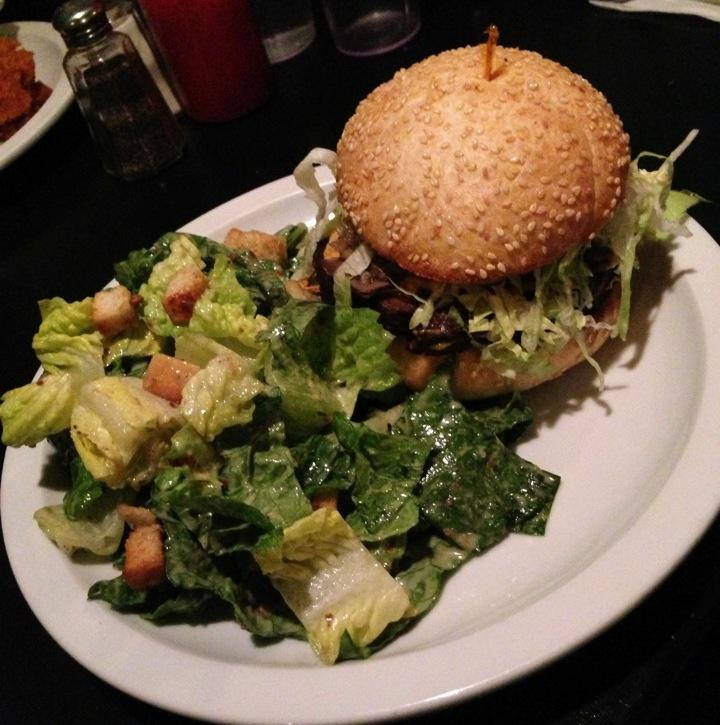 Caesar Salad Burger Recipes — Dishmaps