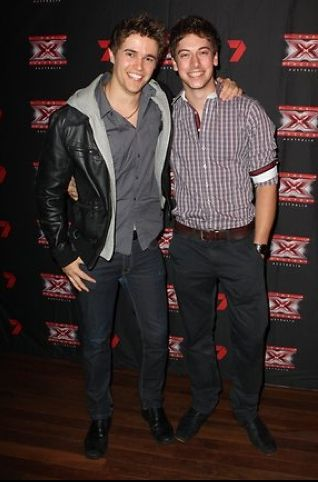 Nic Westaway and Lincoln Younes