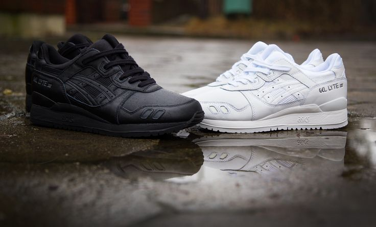"""JUŻ ON-LINE! ASICS  GEL LYTE III """"PURE PACK"""" http://www.runcolors.pl/pl/search/pure%20pack"""