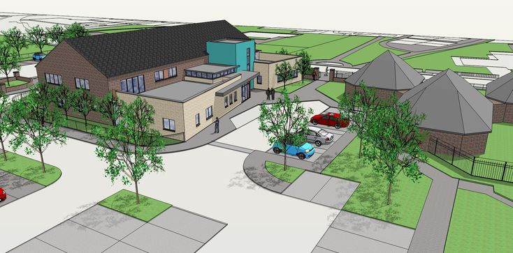 Caia Park Primary Care Centre, Wrexham