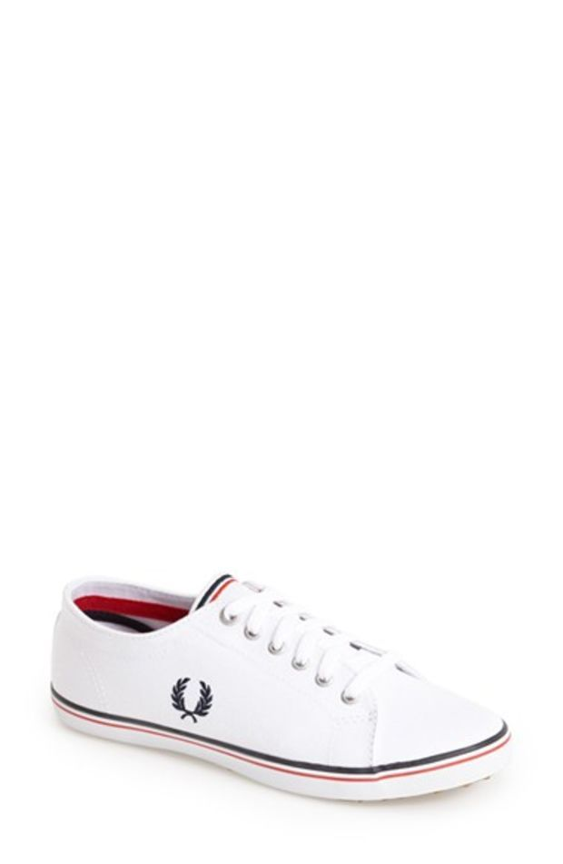 Women's Fred Perry 'Kingston' Sneaker. Skinhead GirlGym GearSneakers ...