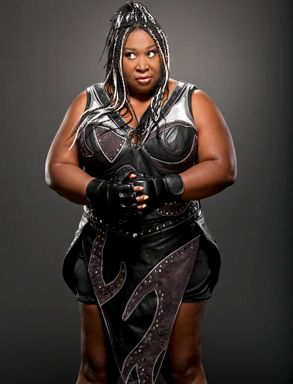 Kia Stevens as Bodyguard 2