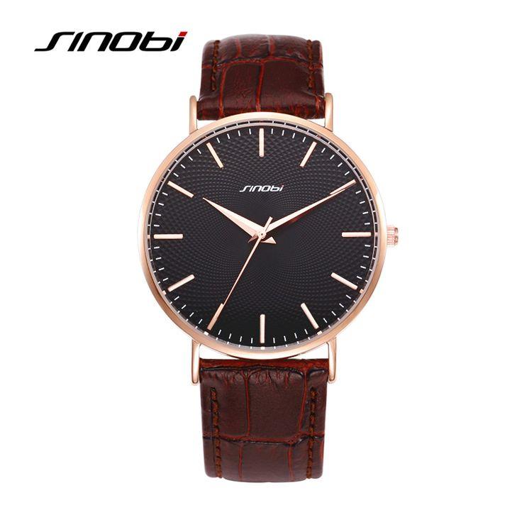 hot sale brand watch waterproof leather quartz watch men luxury business watch hour montre homme relojes hombre 2016