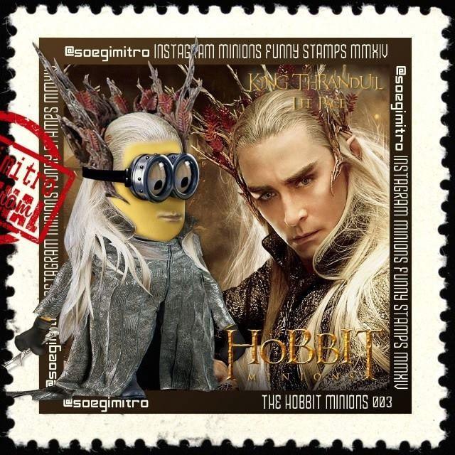 Minions - The Hobbit