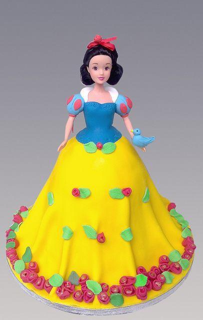 Snowwhite Cake Doll | Flickr - Fotosharing!