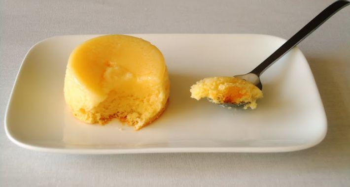 Een lekker recept voor luchtige citroenpudding uit de oven.