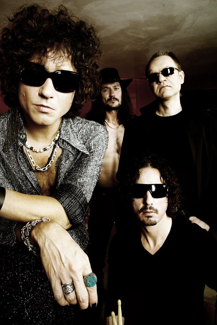 Héroes del Silencio, big rock band ever!