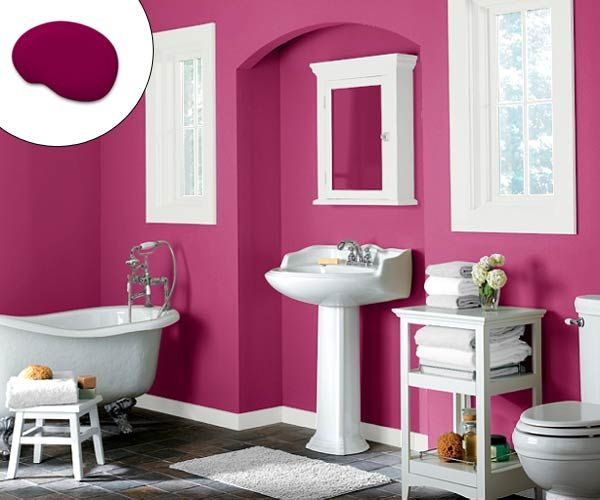 Sherwin Williams Mink Bathroom: 136 Best Paint Colors For Bathrooms Images On Pinterest