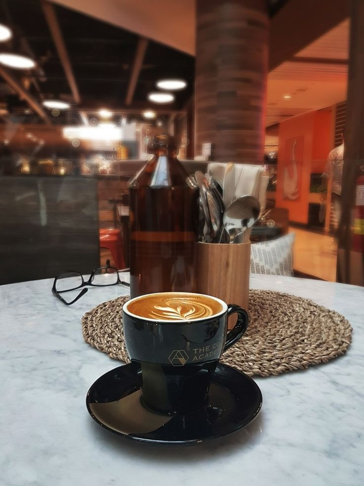 """Cappuccino"", The Coffee Academics, Singapore"