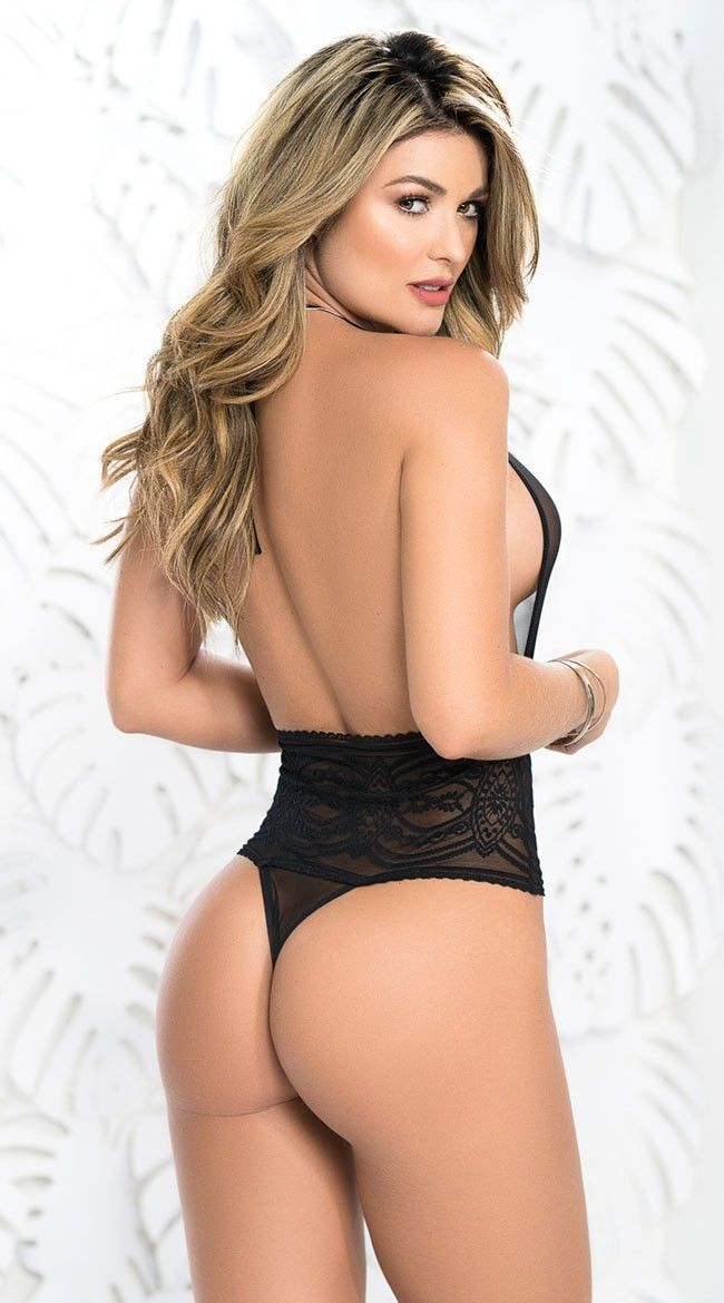 f1ee7511fbd3b Beautiful Rear View — jsc-butt-beauties: Ana Maria Cordoba | Women's  Asses-what a beautiful sight in 2019 | Teddy lingerie, Sexy, Lingerie