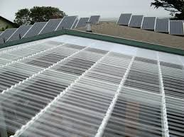 Fiberglass Roof Panels Offer Several Advantages Over Other Roofing Products  Including Cost And Ease Of Installation