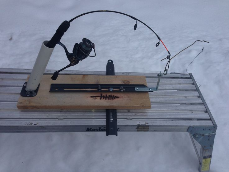 114 best very cool ice fishing images on pinterest ice for Best ice fishing tip ups