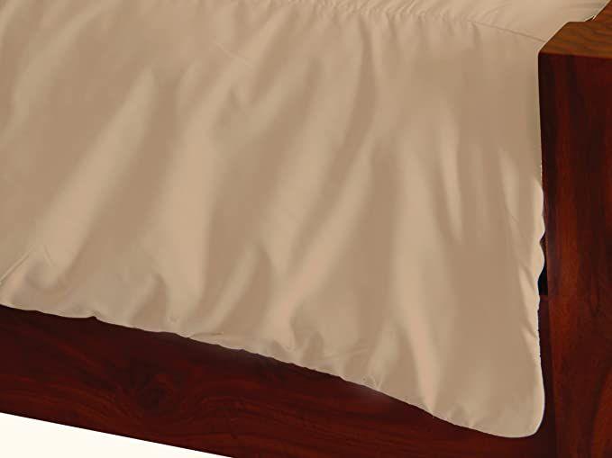 Dust Mite And Allergen Proof Comforter Cover Ldquo Premium Microfiber Rdquo Full Natural Cream Color Dust Mites Comforter Cover Natural Cream