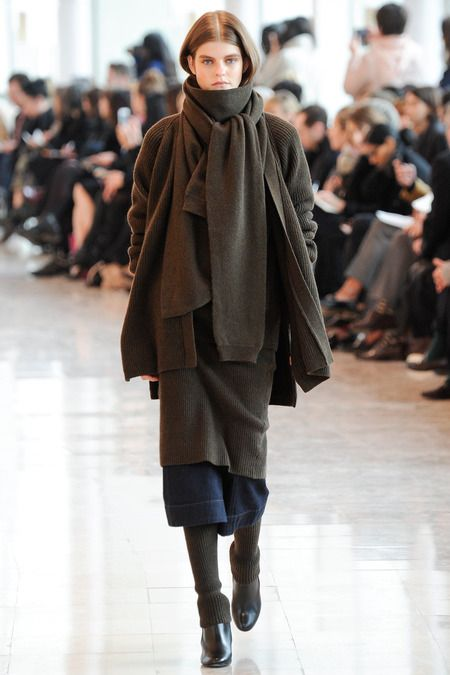 Looks we love from Christophe Lemaire AW14