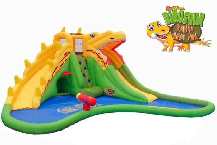 KidWise Dinosaur Rapids Water Park (KWWS-DINO-WP) – Jumbo Funs