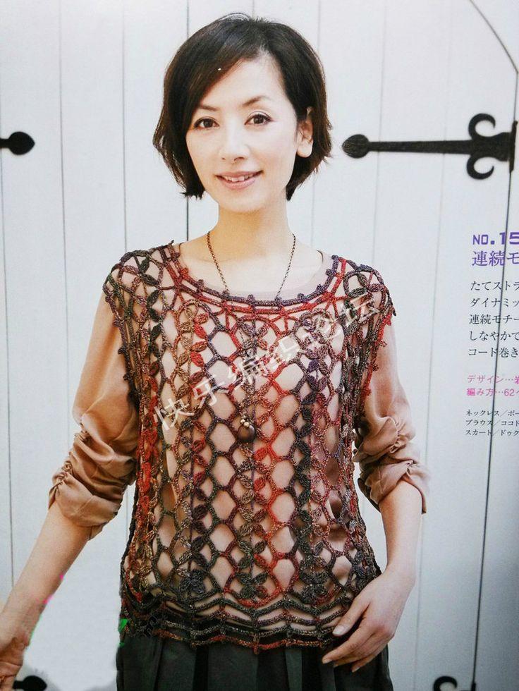 Knit Chic refreshing 2013 春夏 - 紫苏 - 紫苏的博客