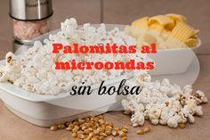 ¿Cómo hacer palomitas en el microondas sin bolsa?  #ahorro #ahorrar #ahorradoras…