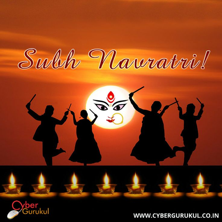 """May this Navratri Ma Durga fulfill all your dreams and bring happiness in your life"". Wishing you all a very ‪#‎Happy‬ ‪#‎Navratri‬"