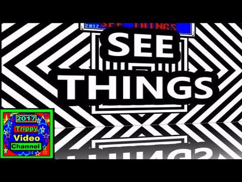 Trippy Video | OPTICAL ILLUSIONS THAT MAKE YOU SEE THINGS | 2017 Series