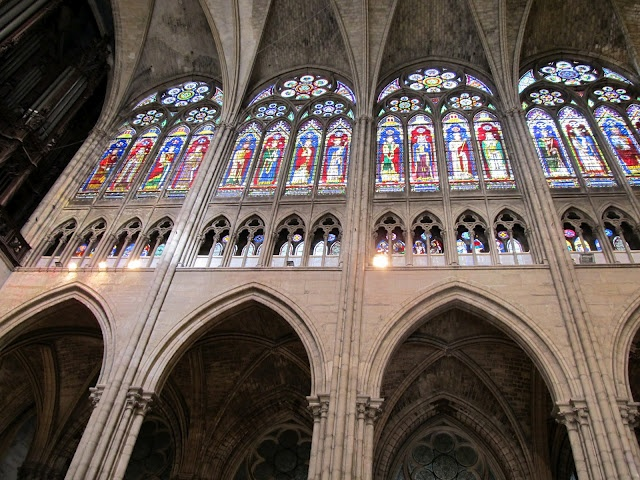 Basilica of St Denis, Paris