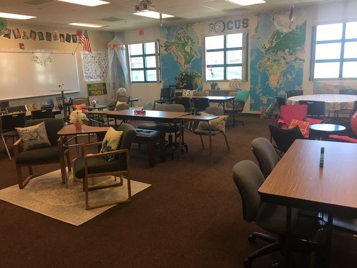 My High School Flexible Seating Classroom Ushistory Mrs